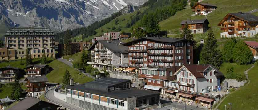 Hotel Eiger, Mürren, Bernese Oberland, Switzerland - exteriors.jpg